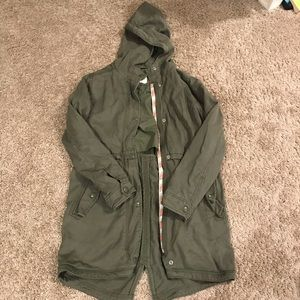 GAP army green jacket